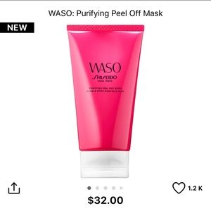 Shiseido Peel Off Mask